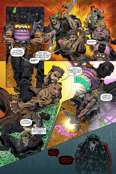 """MISSION 011: PAGE 11 """"OVERKILL"""""""