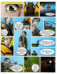 "MISSION 001: PAGE 07 ""HELLO JEFFERY"""