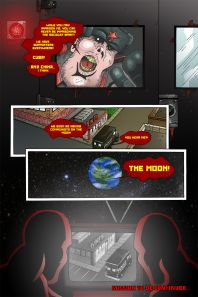 """MISSION 005: PAGE 24 """"THE MOON!"""