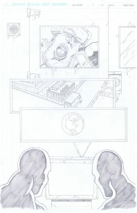 MISSION 005: PAGE 24 PENCIL
