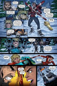 "MISSION 012: PAGE 13 ""BRING IT ON!"""