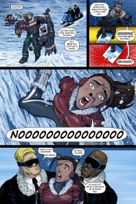 """MISSION 012: PAGE 23 """"REVOKED!"""""""
