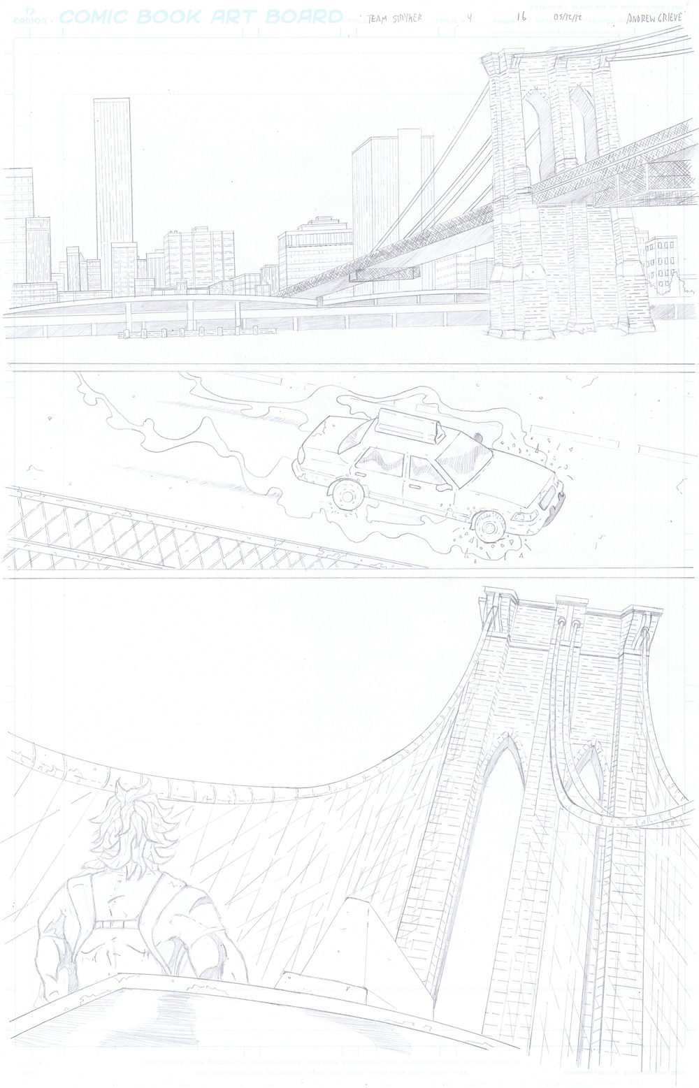 MISSION 004: PAGE 16 PENCIL