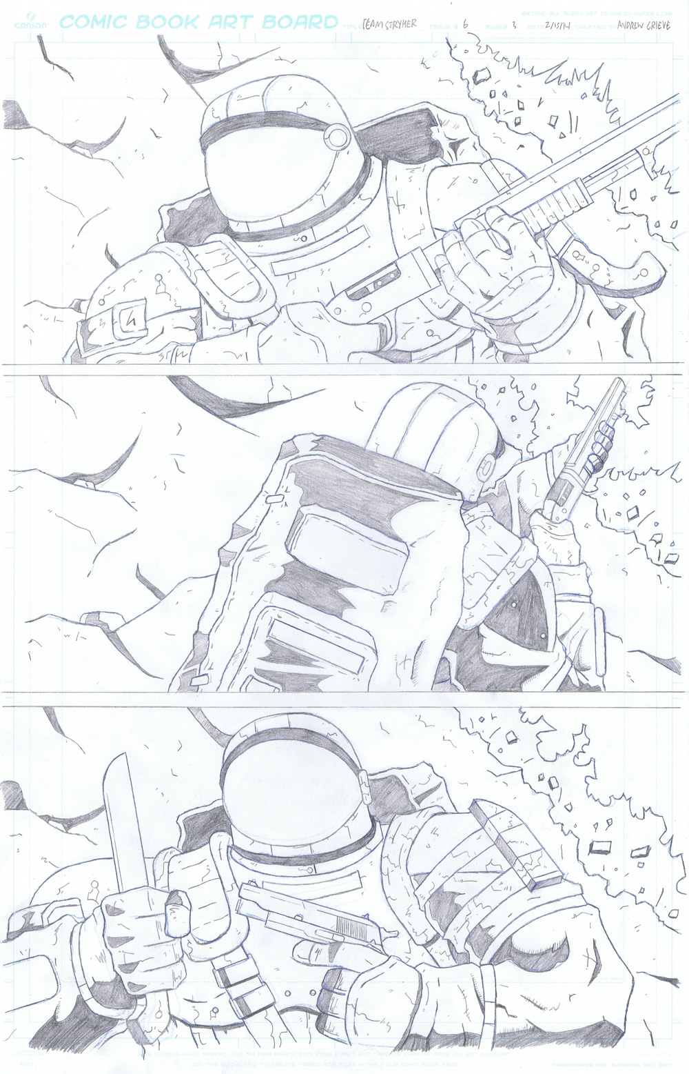 MISSION 006: PAGE 03 PENCIL